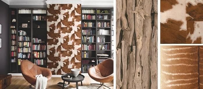 Odos ir medžio imitacija. Rasch collection